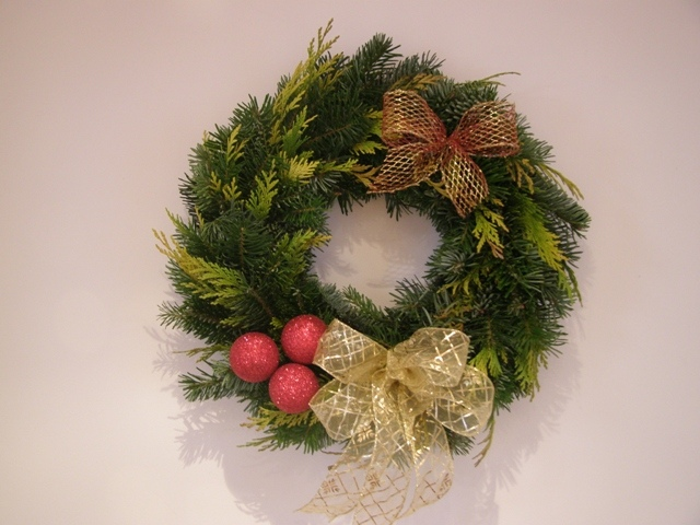 Advent wreath 5